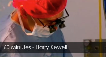 Dr John Garvey - 60 Minutes with Harry Kewell